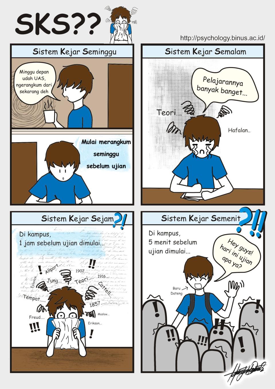 Dead-line !!! (Academic Comics)