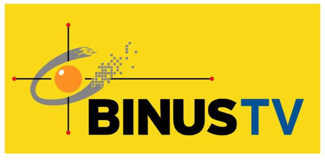 Logo Binus TV 2012