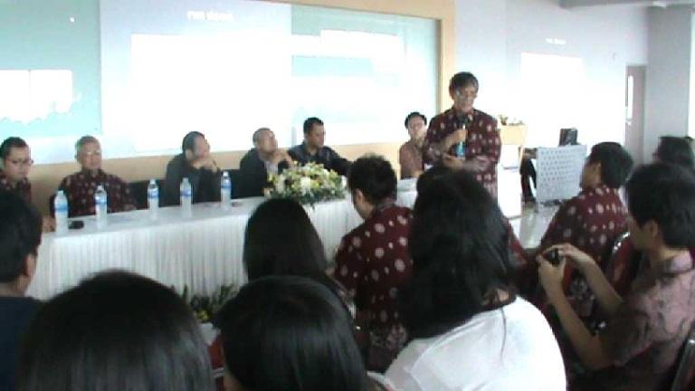 Humaniora BINUS Untuk Nusantara