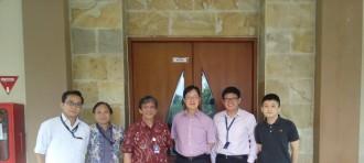 Perjumpaan dengan Prof. Uichol Kim
