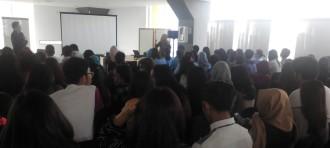 BINUS Job Expo Preparation For Psychology