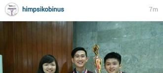 Juara PSY ON DEBATE CHAMPIONSHIP 2015