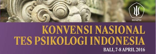 Konvensi Nasional Tes Psikologi Indonesia
