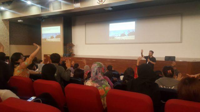 Kuliah Tamu Psikologi Sosial