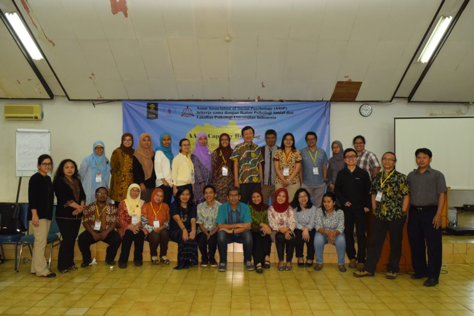 AASP Workshop at FPsi UI, Depok