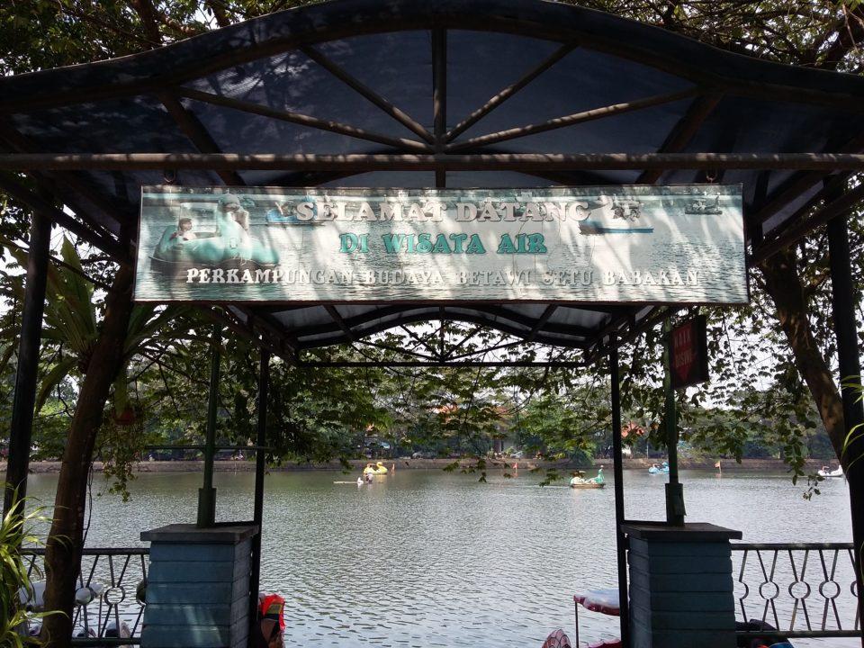 Observasi Setu Babakan Benteng Budaya Betawi Terakhir Di Jakarta Bagian 1 Persiapan Dan Pelaksanaan Psychology