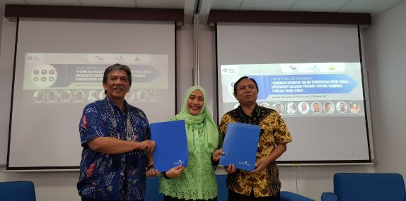 MoU antara Fakultas Humaniora BINUS-Fakultas Falsafah dan Peradaban Paramadina-Asosiasi Psikologi Indigenous dan Kultural