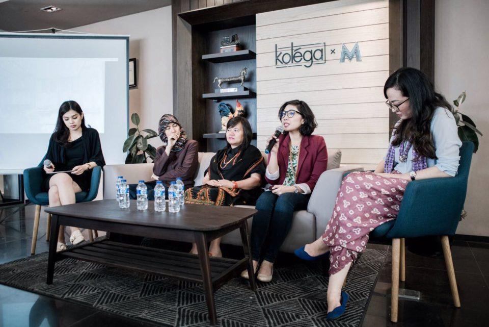 """Belajar dari Tokoh Perempuan dalam Diskusi """"Women & Career"""""""