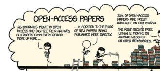 Open science: Ayo, jangan hanya sharing foto di media sosial, mulailah untuk sharing data penelitian kalian!