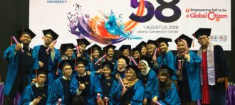 Diskusi Kelanjutan Kerja Sama Dengan Universitas Atma Jaya
