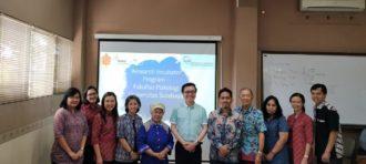 Membina Nusantara 'a la' Psikologi BINUS